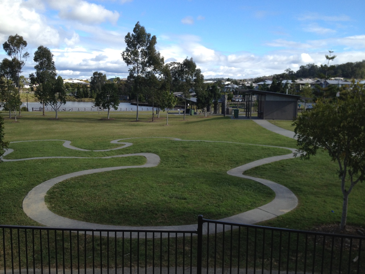 Upper Coomera's Tallowwood Park © GreenSocks