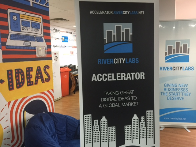 Week 2 Wrap-Up! River City Labs Startup Accelerator