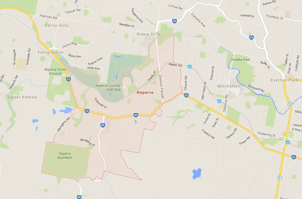 Need Keperra lawn mowing? Just tell us where you are on the Google Map!