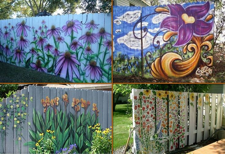 7 Ideas To Hide An Ugly Garden Fence Greensocks